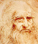 Leonardo DaVinci (self-portrait) has been described as the epitome of the artist/engineer.